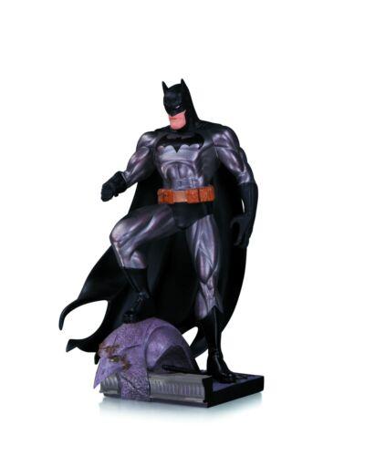 DC Comics Batman Metallic Mini Statue By Jim Lee