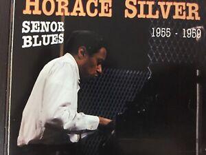 HORACE-SILVER-Senor-Blues-1955-1959-CD-1992-Giants-Of-Jazz-AS-NEW