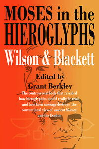Wilson and Blackett Moses in the Hieroglyphs