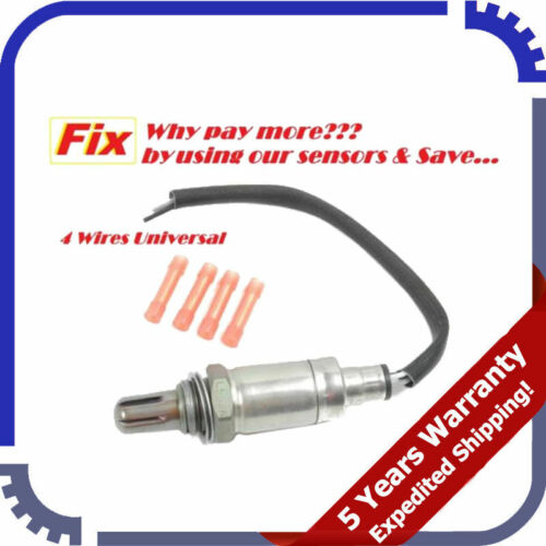 For 4 Wires Universal Oxygen Sensor O2 15733 Brand New