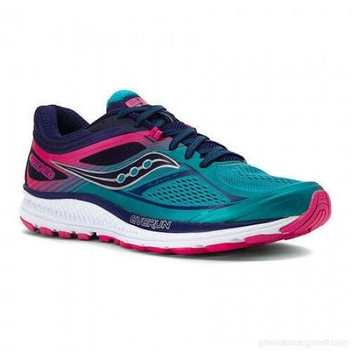 Donna's Size 6 Saucony Guide 10 Running Shoes Blue S10350-3