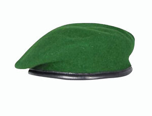 NEW-High-Quality-Intelligence-Corps-Cyprus-Green-Beret-All-Sizes-Humint-DISC