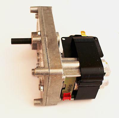 Mellor Getriebemotor 2 RPM Pelletmotor Schneckenmotor Pelletöfen Pellet MCZ