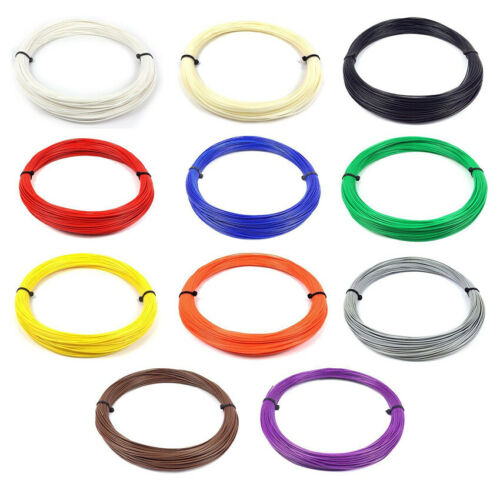 For 3D Printer Filament 1.75mm PLA Colours Drawing Art Accessory 10M Newly