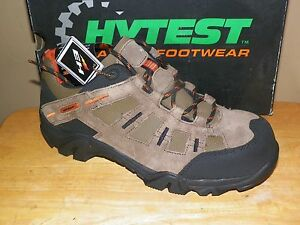NIB Womens Hytest Composite Toe Lightweight Work Shoe Szs 6-8.5  K11181