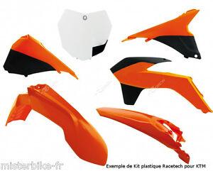 Kit-plastiques-Coque-Racetech-KTM-KTM-SX-SX-F-125-et-Couleur-Origine