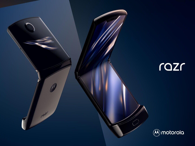 Motorola Razr Black Nero 6GB/128GB