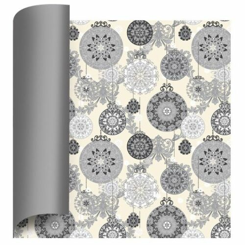 PREMIUM QUALITY Gift Wrapping Paper DOUBLE SIDED 2m ROLL 5 designs