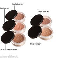 Mineralshack natural mineral makeup face powder  Bronzers choice of 5 shades