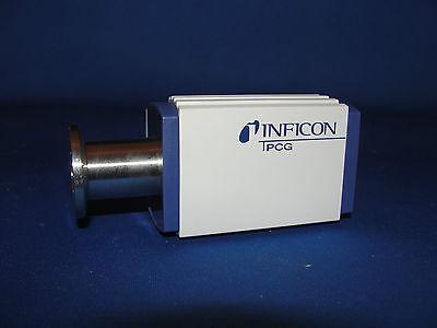 Inficon PCG 410 LI-9496 Diaphragm Gauge P/N: 355-020