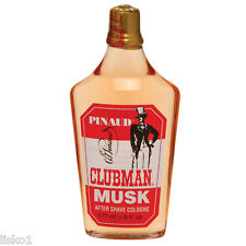 Clubman Pinaud Musk After Shave Cologne - 6oz Bottle
