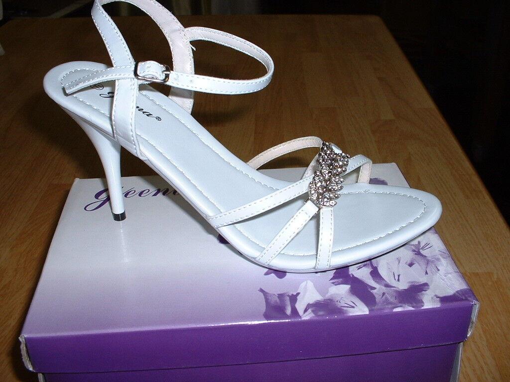 New Women Geena Feda High Heal Dress shoes US Sz 6