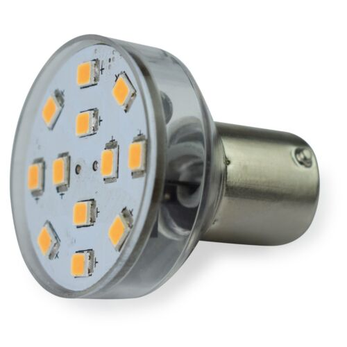 2x Leisure LED RV Camper Trailer Replacement interior Light Bulb 1383 1156 CW