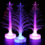 Color-Changing-Christmas-Xmas-Tree-LED-Light-Lamp-Home-Party-Decoration-Mini miniature 3