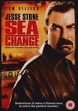 Jesse Stone #4 Sea Change [DVD] NEU mit Tom Selleck Alte Wunden