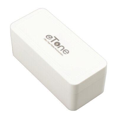 Hard Plastic Film Storage Box Case Container For 120/220 135 Film White Color