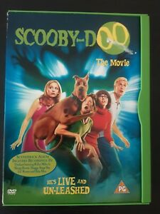 Scooby-Doo-The-Movie-DVD-2002-Cert-PG-Big-Value-From-A-Small-Business