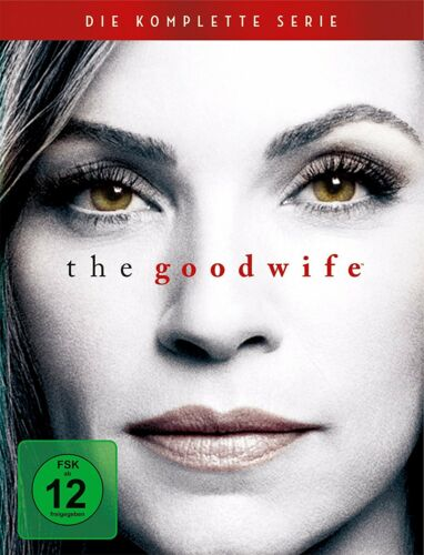 1 von 1 - 42 DVDs * THE GOOD WIFE BOX - DIE KOMPLETTE SERIE # NEU OVP +