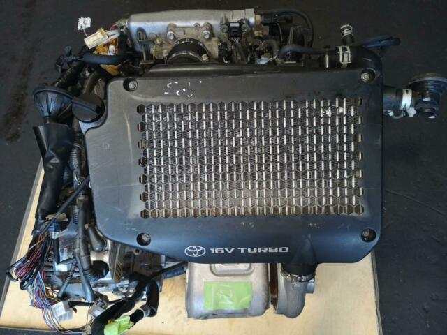 TOYOTA CALDINA ST246 3S-GTE 2.0 TURBO ENGINE KIT