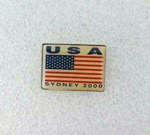 Lapel Pin Badge.....BRAND NEW OLYMPIC....Olympian Metal Enamel Flag