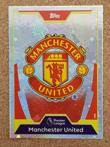 cartes Manchester United-divers SOCCER Topps Match Attax 2017 2018 FOOTBALL