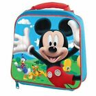 Joy Toy 734053 23 X 8 X 21 Cm Mickey Mouse Thermo Insulated Lunch Bag