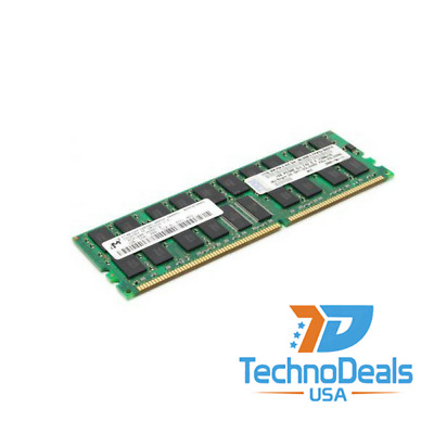 HP 8GB 4x2GB 2Rx8 PC3-10600R DDR3 ECC Server Memory RAM 500202-061 500656-B21