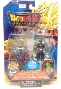 Rare-Dragonballz-Bandai-Super-Saiyan-Trunks-and-Piccolo-Ultimate-Sparks