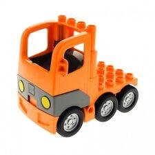 1 x Lego Duplo Zement Mischer gelb Beton mischen Baustelle für Set 4988 42092c01