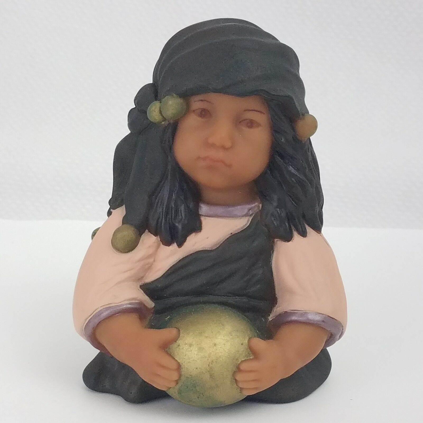 Annette Himstedt 1997 Club Loyalty Gift, Sita Bust