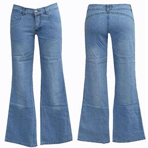 70er schlag jeans w29 gr 38 70er schlag jeans retro denim. Black Bedroom Furniture Sets. Home Design Ideas