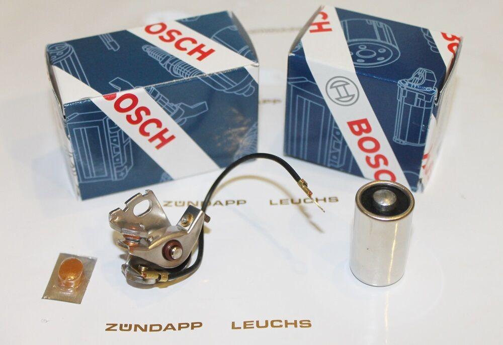 Zündapp Original Bosch Kondensator 1 237 330 035 KS 50 Typ 517