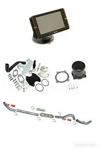 Details about RaceME Ultra DPF EGR Delete Kit 13 - 18 6 7 Dodge for cummins  5 inch exhaust