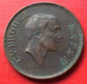 Sarawak-One-Cent-1929-3