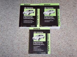 Toyota Camry Repair Manual - eManualOnline©