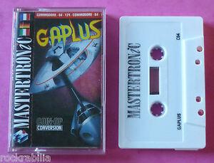 Commodore-64-C64-Mastertronic-GAPLUS-Namco-1988-NEW