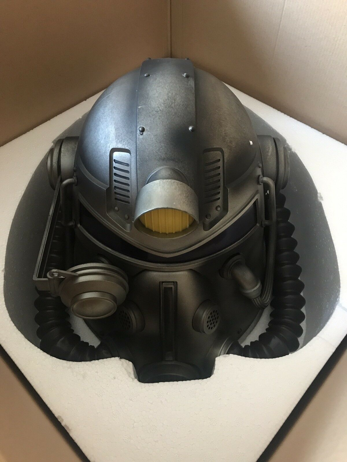 Fallout 76 -Power Armor CollectorsEdition T-51b HELMET ONLY NEW *READY TO SHIP*