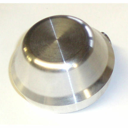 Large Alloy Wheel Hub Grease Cap Escort Mk2 Alloy Hub