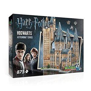 Wrebbit 3d Puzzle Harry Potter Tour d'astronomie de Poudlard Standard 792158363402