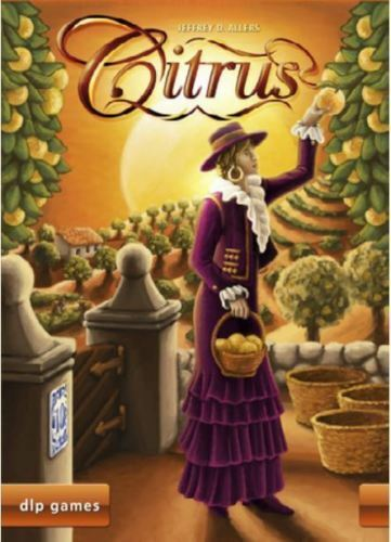 Citrus - Strategy Board Game plus mini expansion