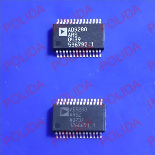 1PCS A//D Converters IC ANALOG DEVICES SSOP-28 AD9280ARS AD9280ARSZ AD9280