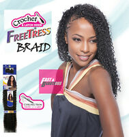 Freetress Braid Crochet Hair Bohemian Braid 20 Natural Style Best Seller