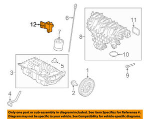 LAND ROVER OEM 12-16 Range Rover Evoque Engine-Oil Filter LR025306 ...