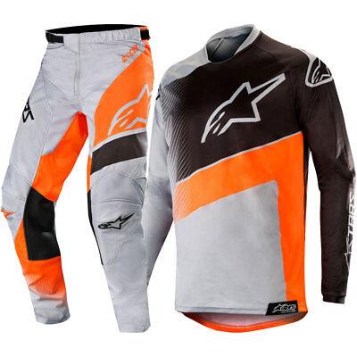 2019 ALPINESTARS RACER Flagship MX MOTOCROSS CROSS jersey orange shirt MTB BMX