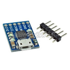 Micro Usb To Uart Ttl Module 6pin Serial Converter Cp2102 Stc Replace Ft232
