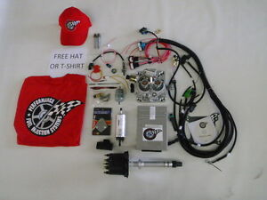 efi complete tbi fuel injection kit stock chevy 350 5 7l marine Fuel Injection Vapor Lock image is loading efi complete tbi fuel injection kit stock chevy