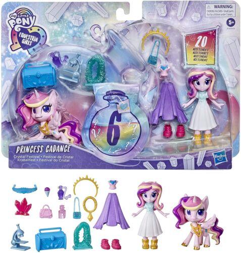 My Little Pony Equestria Girls Princess Cadance Crystal Festival Potion Princess