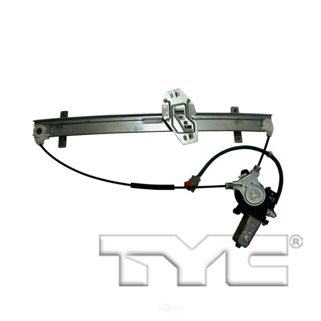 Power Window Motor And Regulator Assembly Front Left TYC