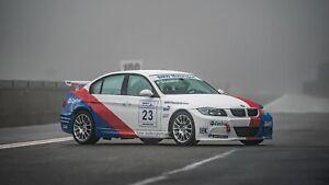 BMW 320si WTCC track car