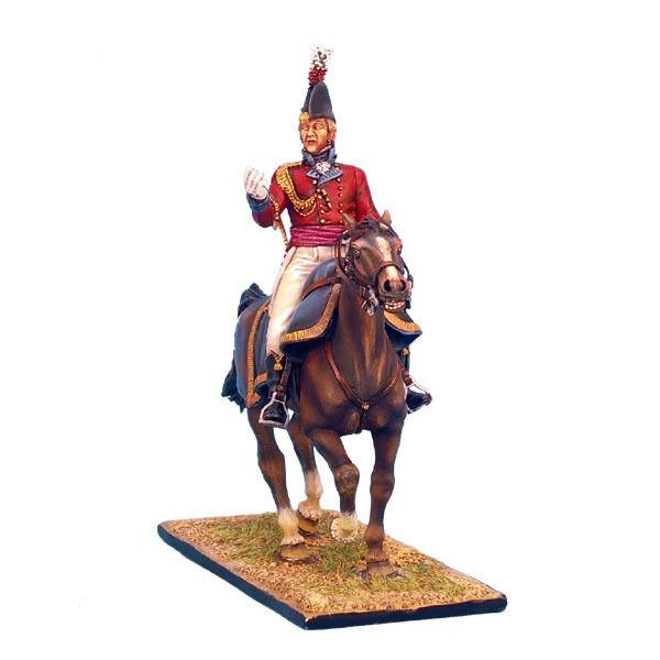 First Legion  NAP0238 Major General Sir John Ormsby Vandeleur (Mounted)